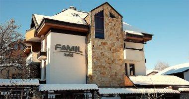 hotel famil bansko bugarska zimovanje