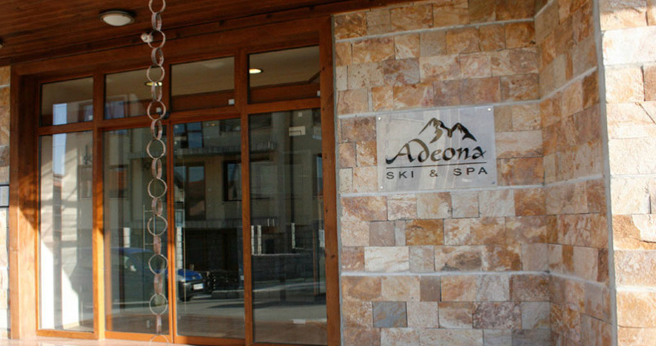 Adeona Ski Spa bansko bugarska zimovanje ulaz