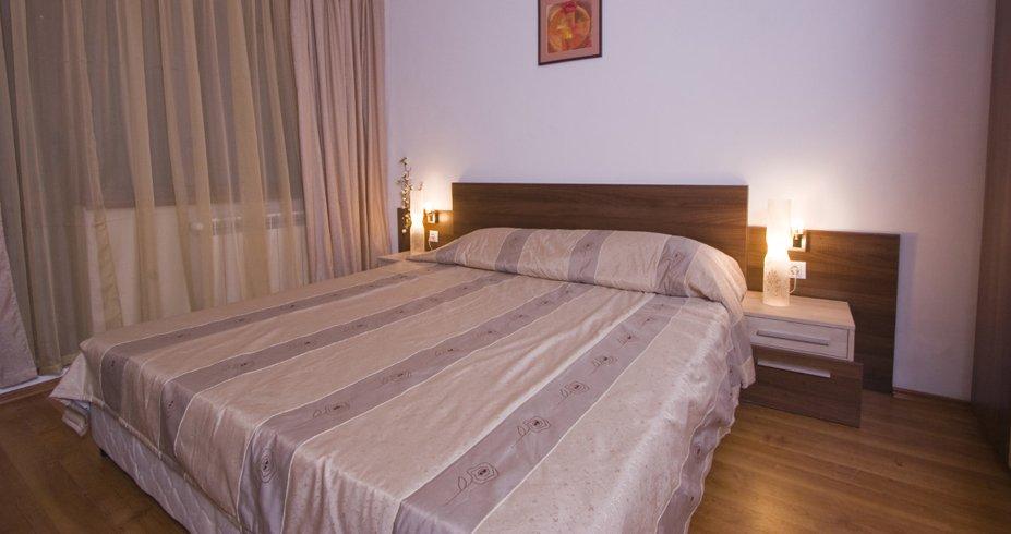 Hotel Belvedere bugarska bansko zima apartmani