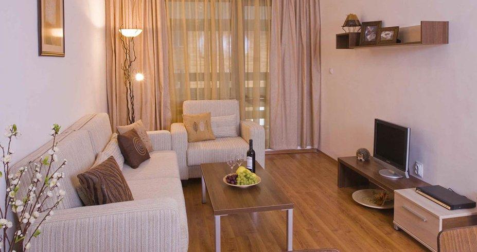 Hotel Belvedere bugarska bansko zimovanje apartman