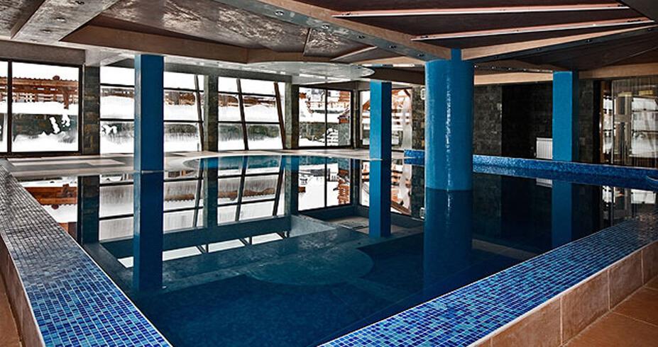 Hotel Belvedere bugarska bansko zimovanje bazen