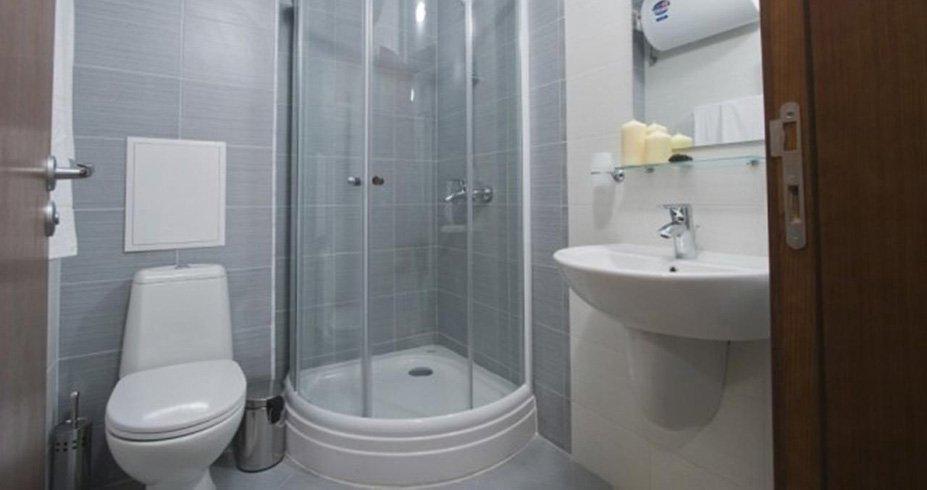 Hotel Belvedere bugarska bansko zimovanje kupatilo