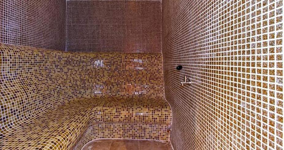 Hotel Belvedere bugarska bansko zimovanje parno kupatilo