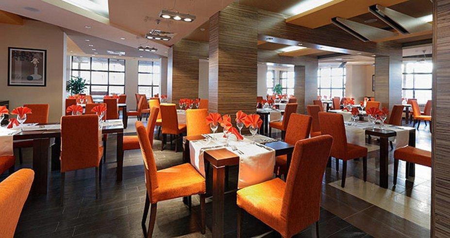 Hotel Belvedere bugarska bansko zimovanje restoran