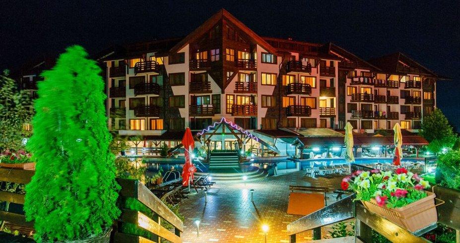 Hotel Belvedere bugarska bansko zimovanje skijanje
