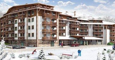 Hotel Belvedere bugarska bansko zimovanje