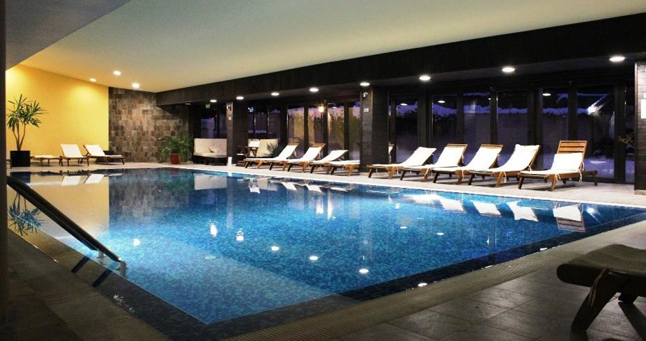 Hotel Casa Karina bansko bugarska skijanje zima bazen