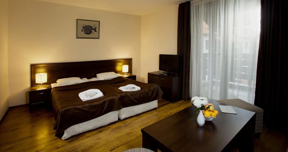 Hotel Casa Karina bansko bugarska skijanje zima sobe