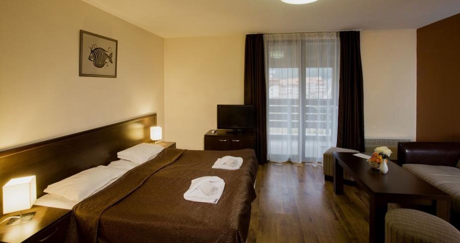 Hotel Casa Karina bansko bugarska skijanje zimovanje apartman