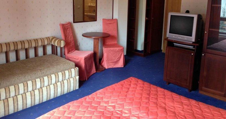Hotel Friends bugarska bansko zima apartman