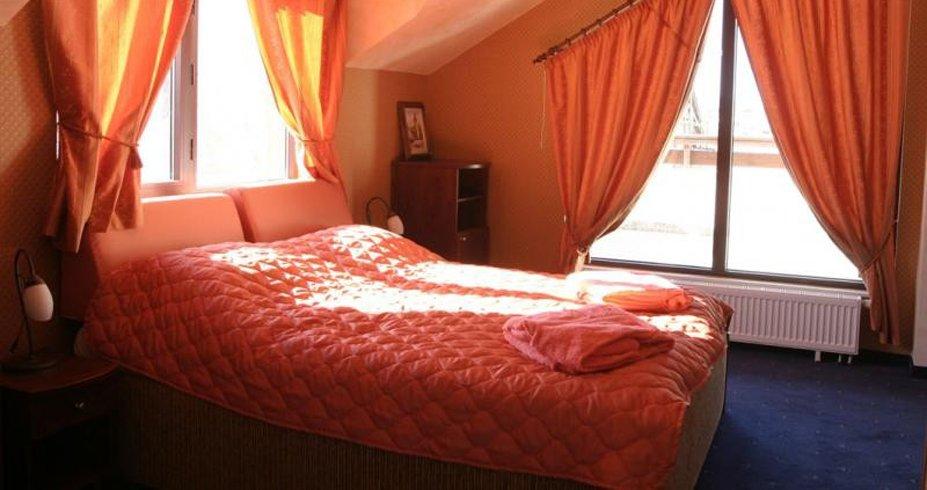 Hotel Friends bugarska bansko zima soba