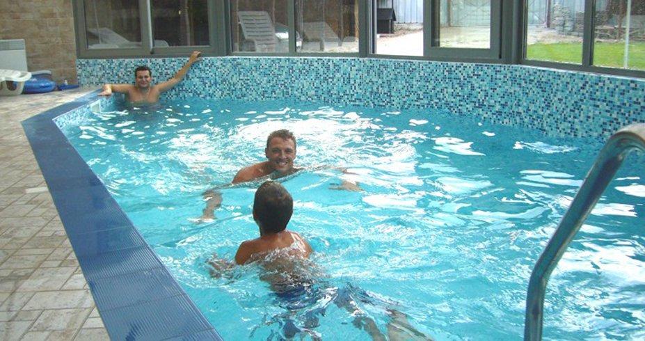 Hotel Grami bansko bugarska zima bazen