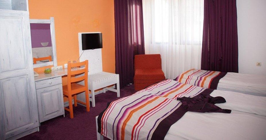 Hotel Grami bansko bugarska zima