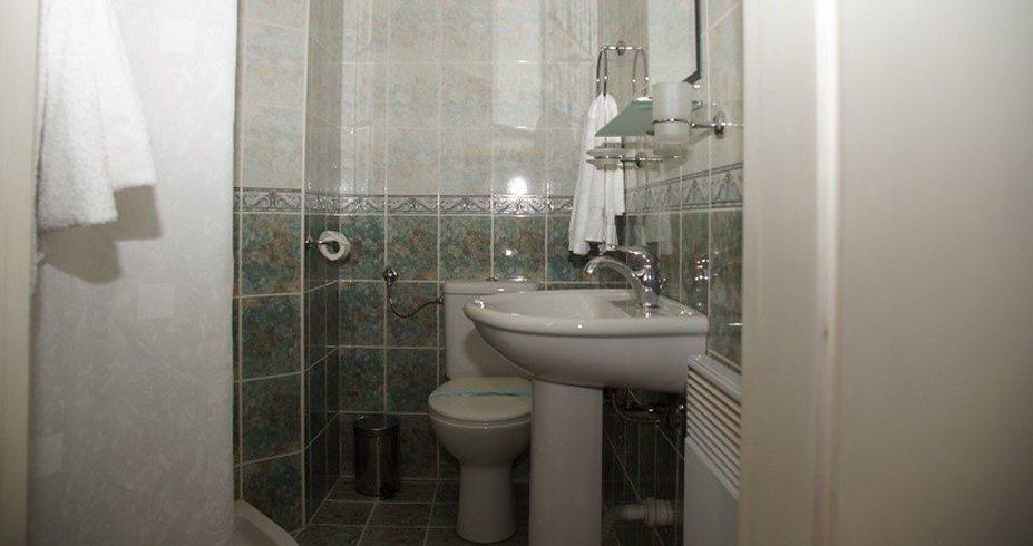 Hotel Grami bansko bugarska zimovanje kupatilo