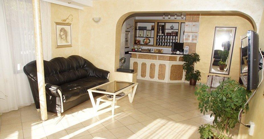 Hotel Grami bansko bugarska zimovanje lobi