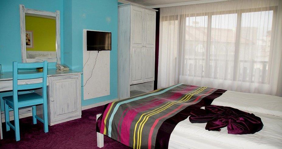 Hotel Grami bansko bugarska zimovanje sobe