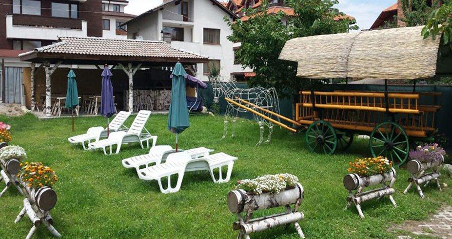 Hotel Grami bansko bugarska