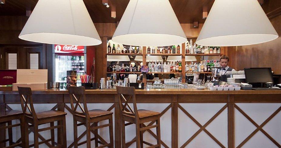 Hotel Green Life Ski Spa bugarska bansko bar