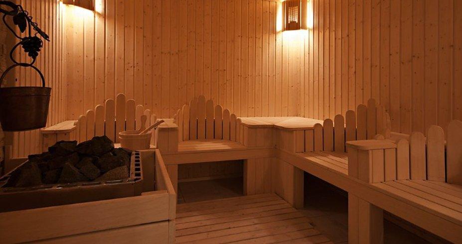 Hotel Green Life Ski Spa bugarska bansko sauna