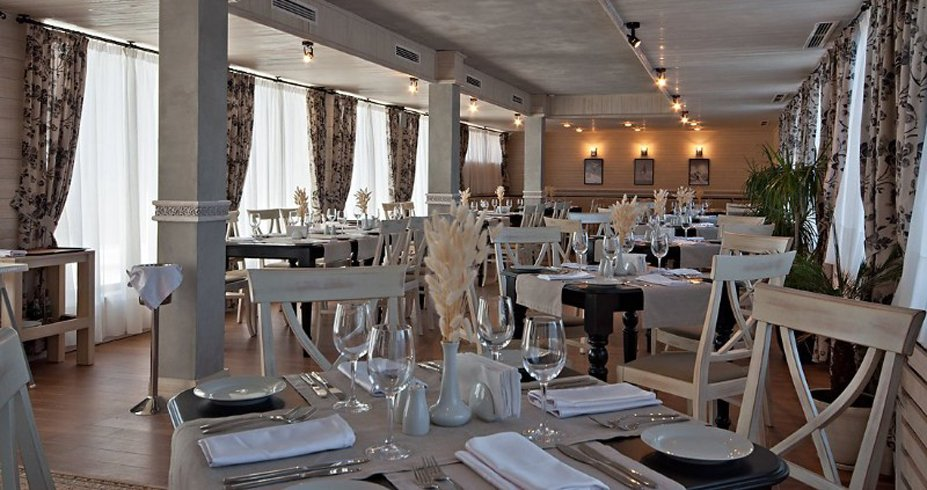 Hotel Green Life Ski Spa bugarska bansko zima restoran
