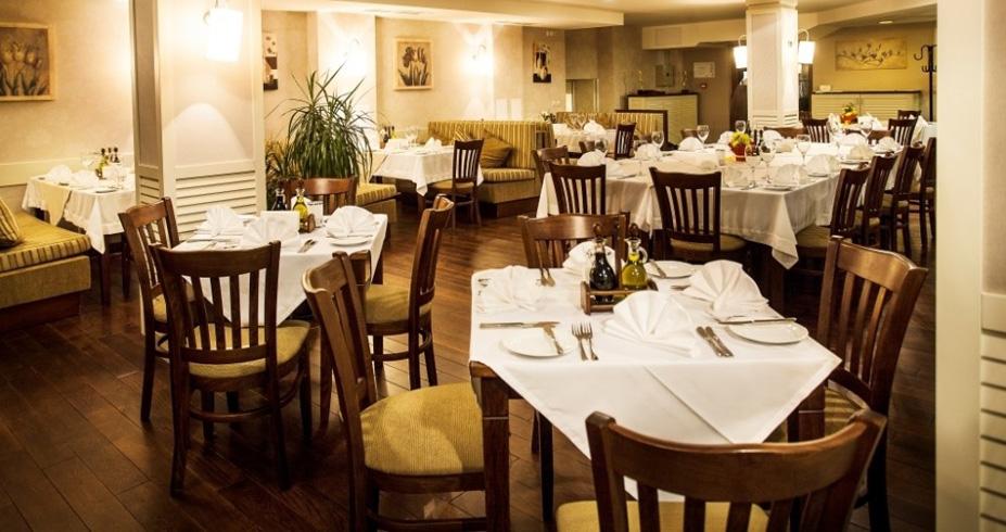 Hotel Regnum bansko bugarska skijanje zima restoran