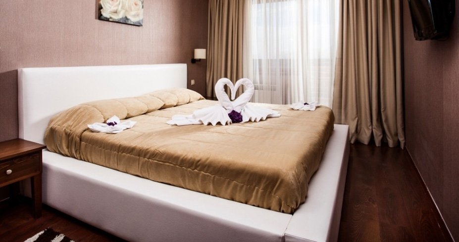 Hotel Regnum bansko bugarska skijanje zima soba