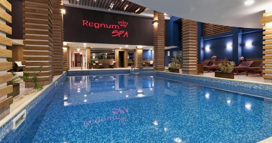 Hotel Regnum bansko bugarska skijanje zimovanje bazen