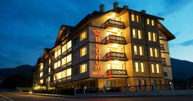 Hotel Regnum bansko skijanje bugarska