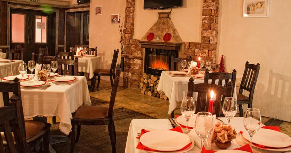 Hotel Sport bansko bugarska restoran
