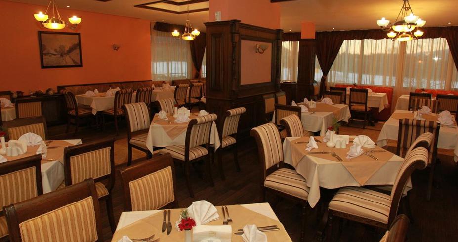 Hotel Sport bansko bugarska zimovanje restoran
