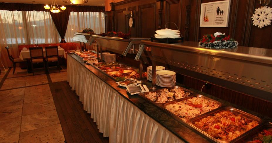 Hotel Sport bansko bugarska zimovanje skijanje buffet