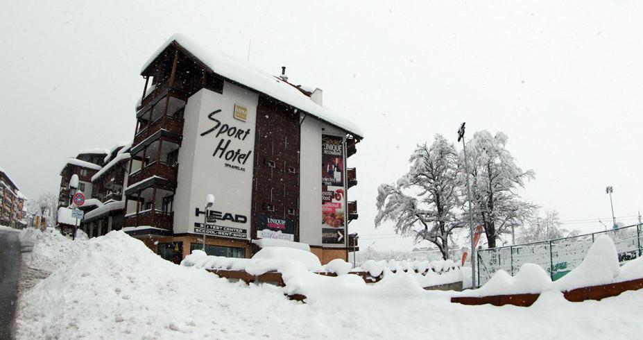 Hotel Sport bansko bugarska zimovanje