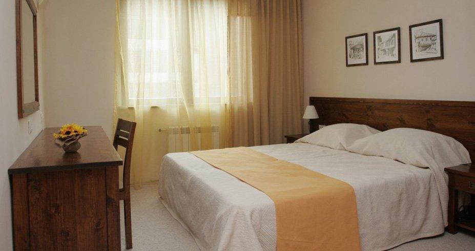 Hotel Sv. Ivan Rilski bansko bugarska zima soba
