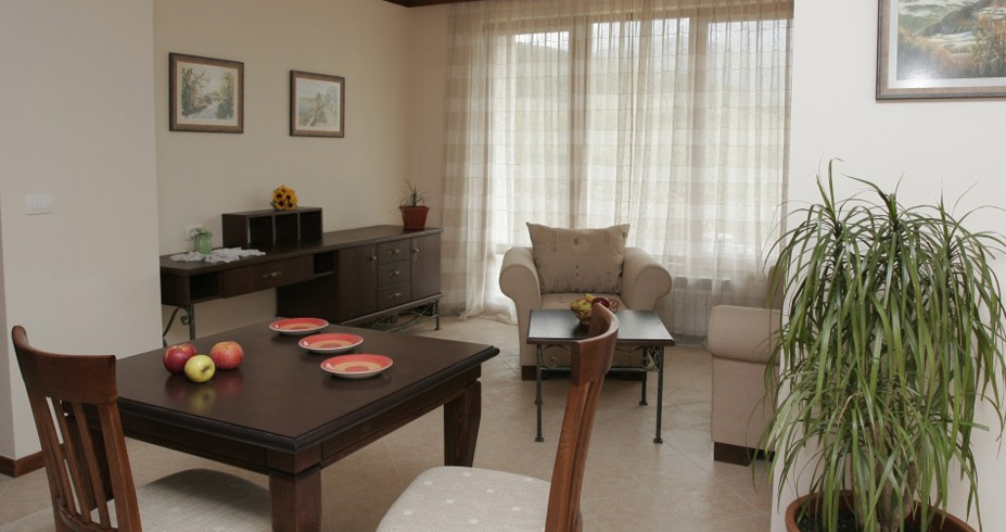 Hotel Sv. Ivan Rilski bansko bugarska zimovanje apartmani