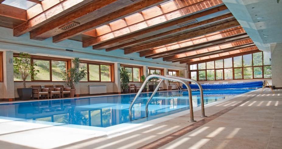 Hotel Sv. Ivan Rilski bansko bugarska zimovanje bazen