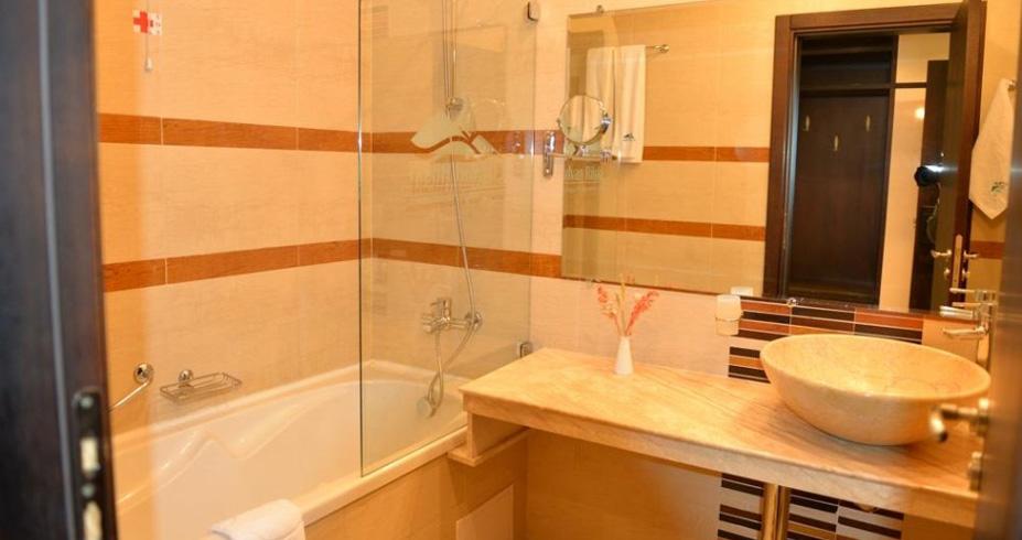 Hotel Sv. Ivan Rilski bansko bugarska zimovanje kupatilo