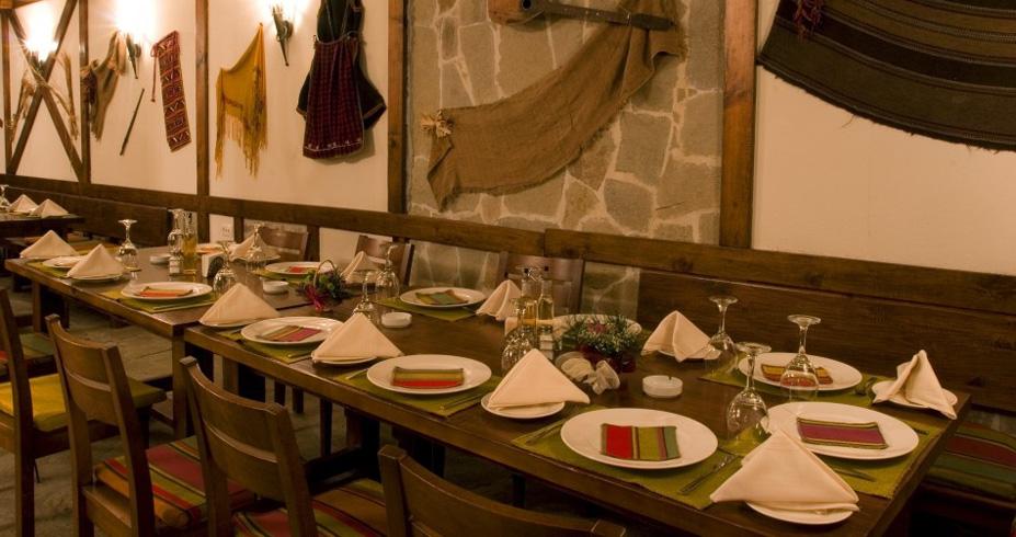 Hotel Sv. Ivan Rilski bansko bugarska zimovanje restoran