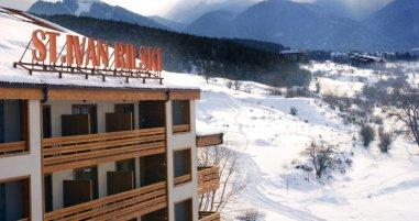 Hotel Sv. Ivan Rilski bansko bugarska
