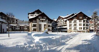 borovets hills hotel bugarska zima