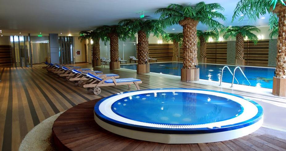 borovets hills hotel bugarska zimovanje borovec bazen