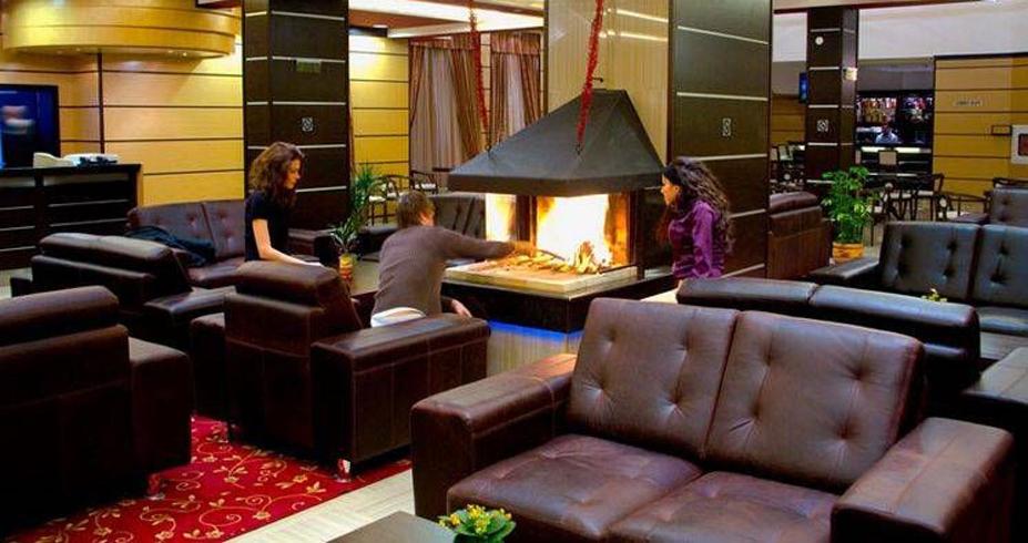 borovets hills hotel bugarska zimovanje borovec lobi