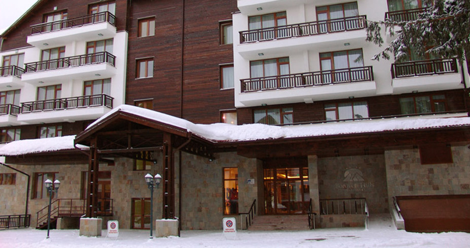 borovets hills hotel bugarska zimovanje borovec