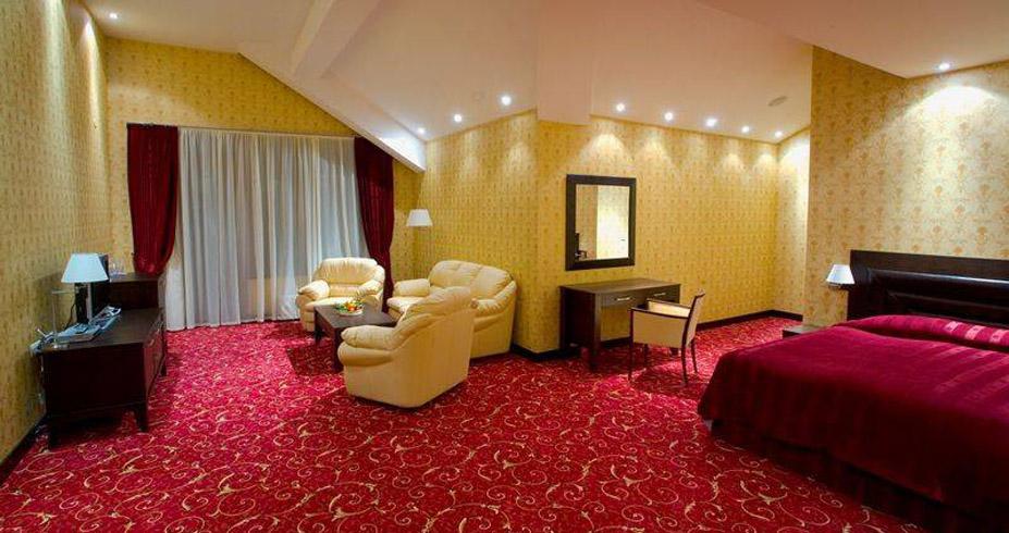 borovets hills hotel bugarska zimovanje soba
