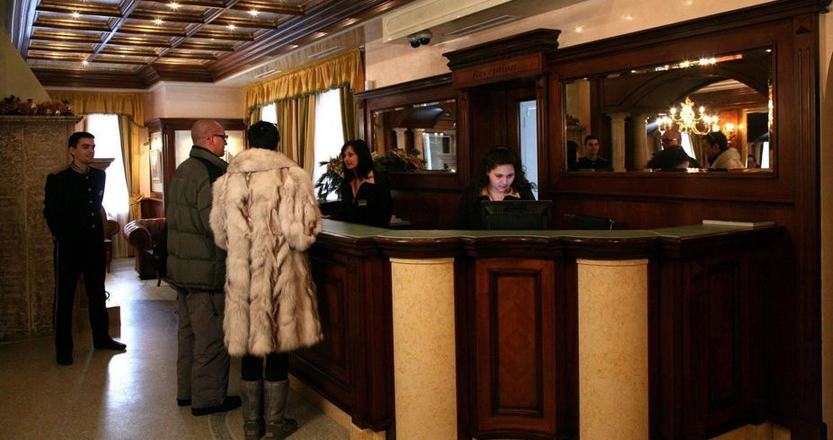 festa winter palace borovec zima recepcija