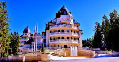 festa winter palace borovec zima