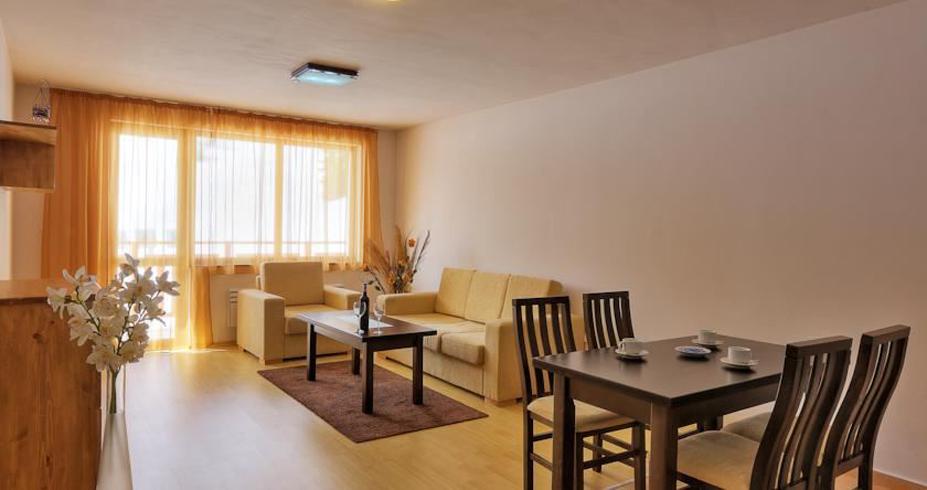 Apart Htl Forest Nook Pamporovo bugarska zimovanje apartmani