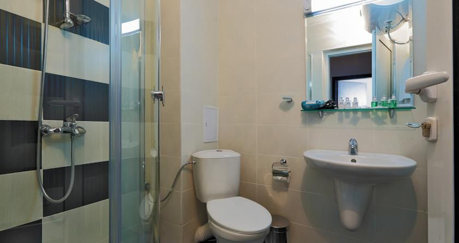 Apart Htl Forest Nook Pamporovo bugarska zimovanje kupatilo