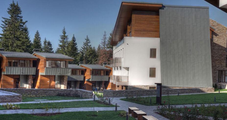 Hotel Euphoria Club borovec bugarska zima
