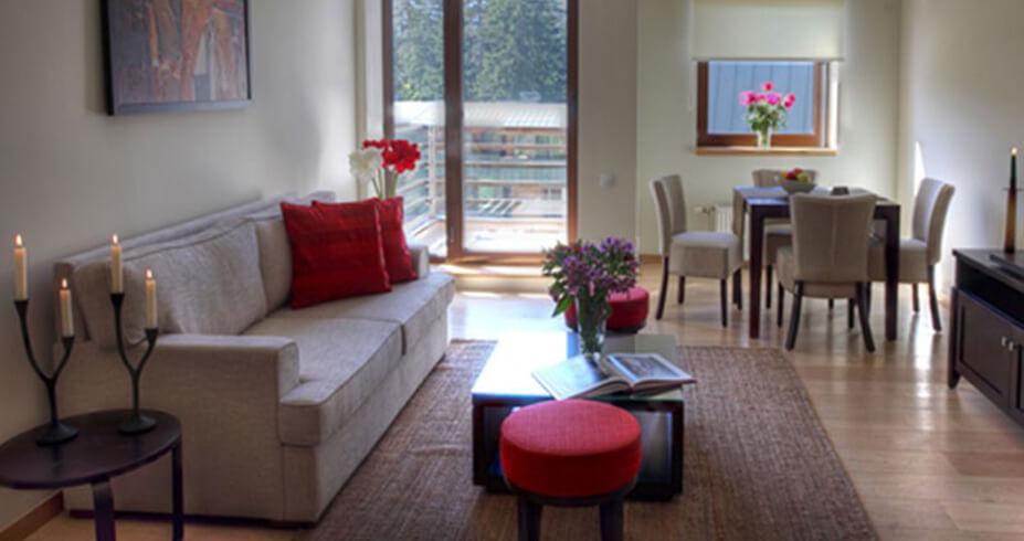 Hotel Euphoria Club borovec bugarska zimovanje apartmani
