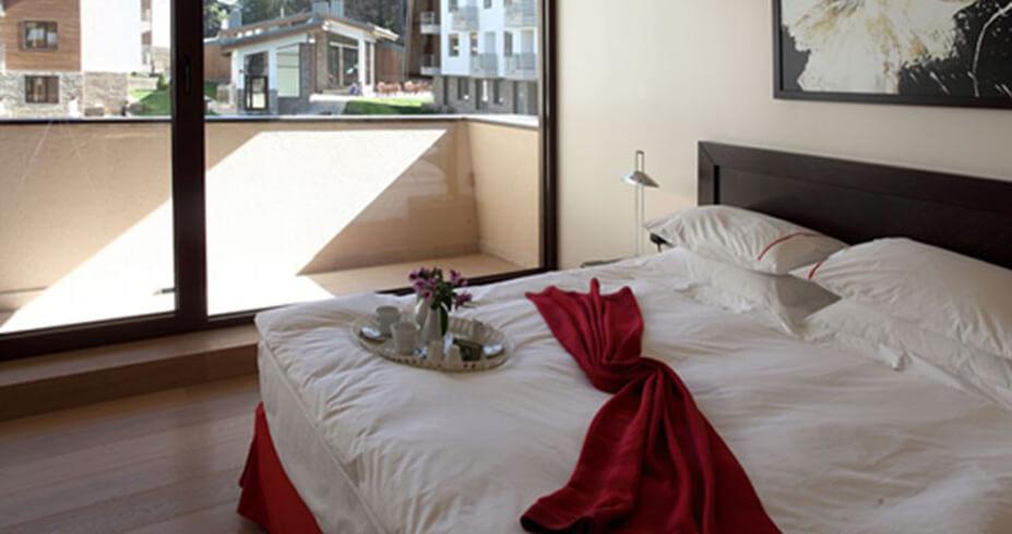 Hotel Euphoria Club borovec bugarska zimovanje sobe